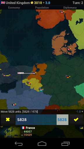Age of Civilizations Euro Lite - screenshot