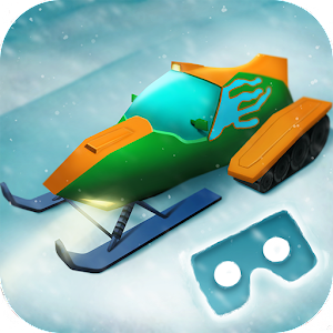 VR Sleigh Multiplayer for PC and MAC