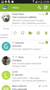 Libero Mail App Latest Version Download For Android and iPhone 3