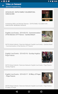 EWTN- screenshot thumbnail