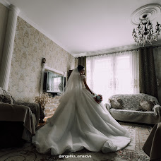 Wedding photographer Anzhelika Omarova (Angelika05). Photo of 27.10.2015