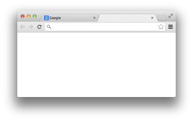 how to set google as new tab in chrome