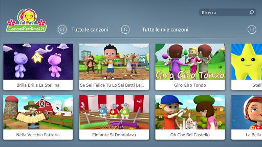 Canzoni Per Bambini screenshot 1