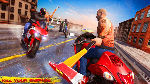 Road Revenge - Bike Games image | 8
