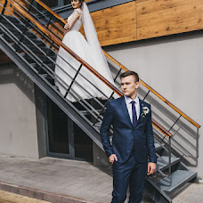 Wedding photographer Vyacheslav Zavorotnyy (Zavorotnyi). Photo of 25.09.2018