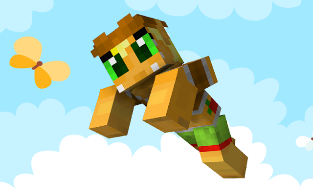 Cute Pony skins for Minecraft - screenshot