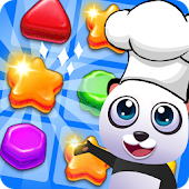Panda Kitchen - Cookie Match 3