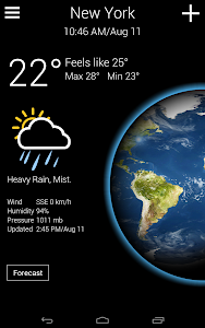 Real Weather - Free Forecast screenshot 5