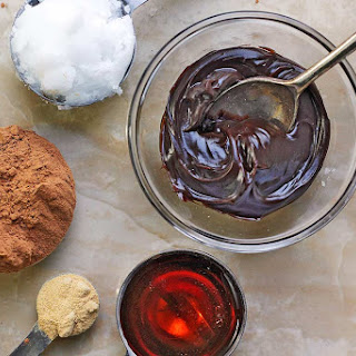 3-Minute Vegan Chocolate Sauce.
