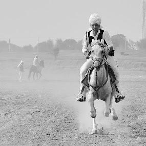 Rider by Arsalan Sandhila - Sports & Fitness Other Sports