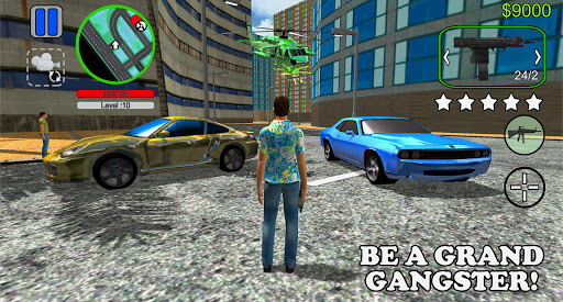 Real Theft Crime: Gangster City 1 screenshots 1