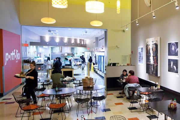 Portfolio Café