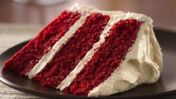Mother's Red Velvet Cake (sallye)
