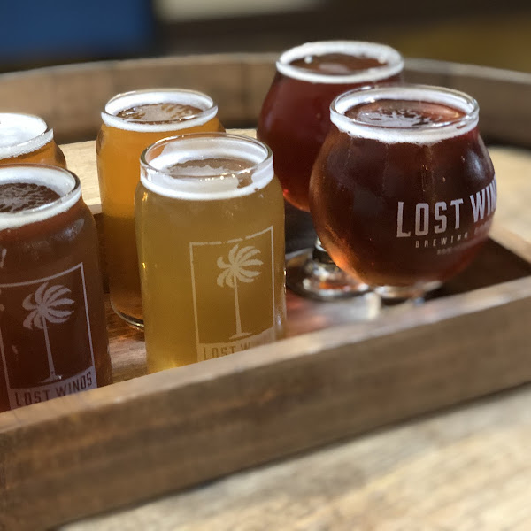 Photo from Lost Winds Brewing Company