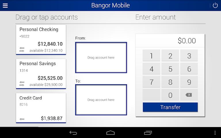 android Bangor Mobile Screenshot 7