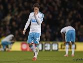 Een slag tegen de muur levert Daryl Janmaat van Newcastle United twee gebroken vingers op