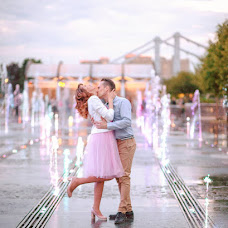 Wedding photographer Yuliya Samokhina (JulietteK). Photo of 07.08.2017