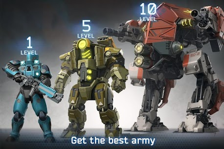 Battle for the Galaxy MOD Apk 4.1.5 (Unlimited Money) 2