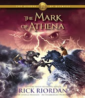 The Heroes of Olympus, Book Three: The Mark of Athena