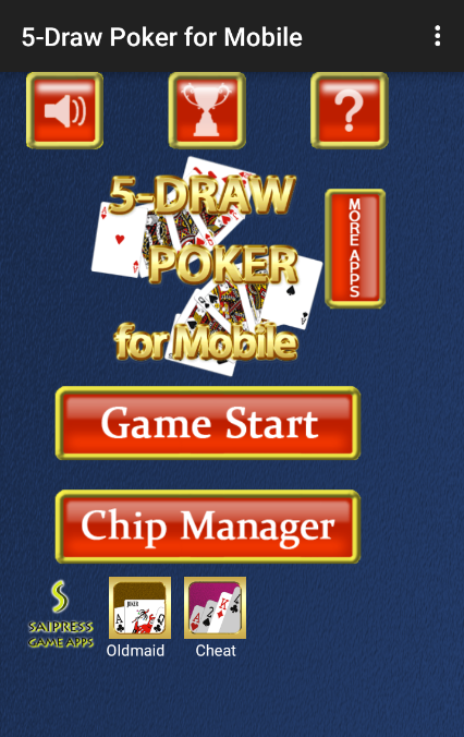 Draw Poker Strategy