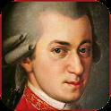 Wolfgang Amadeus Mozart icon