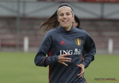 Laura De Neve is blij dat het vizier opnieuw op de toekomst kan bij RSC Anderlecht