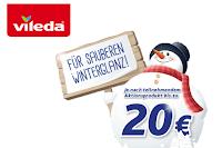 Angebot für Vileda Weihnachtspromotion im Supermarkt - Vileda