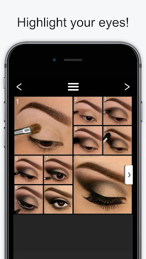 Eyes makeup 2018 ( New) 32.0.0 screenshots 8