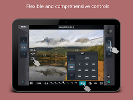 Screenshot of Camera Remote Control DEMO