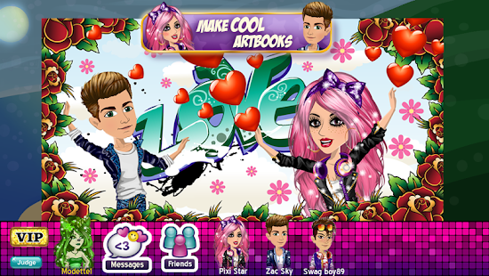 MovieStarPlanet - screenshot thumbnail