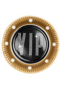 Tallrik, VIP