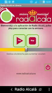 Radio Alcalá- screenshot thumbnail