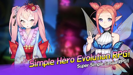 Hero Evolution APK screenshot thumbnail 5