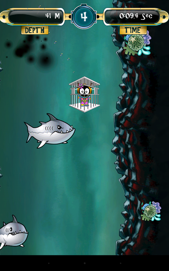 Divey Jones Bitey Shark- screenshot
