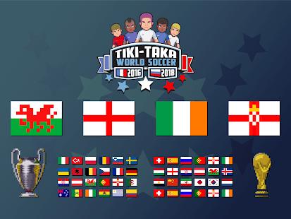 Tiki Taka World Soccer mod apk