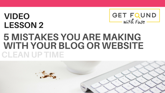 stop making these blogging mistakes