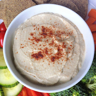 Baba Ganoush and Quinoa Flatbread