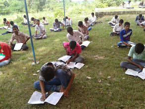 Photo: MGVS Talent Search Examination-2013