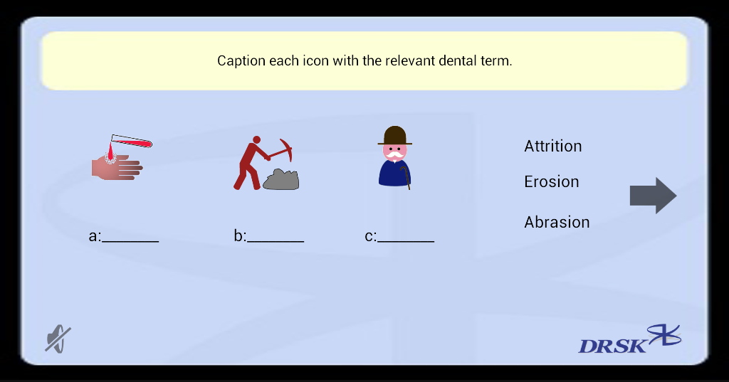 DRSK Dental QUIZZ- screenshot