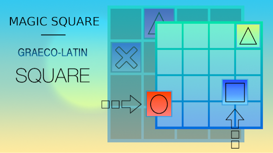 Magic Square (Graeco-Latin Square) Screenshot