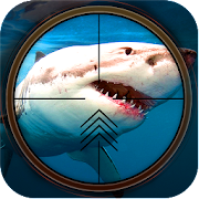 Underwater Shark Hunter Sniper - Shark Hunting
