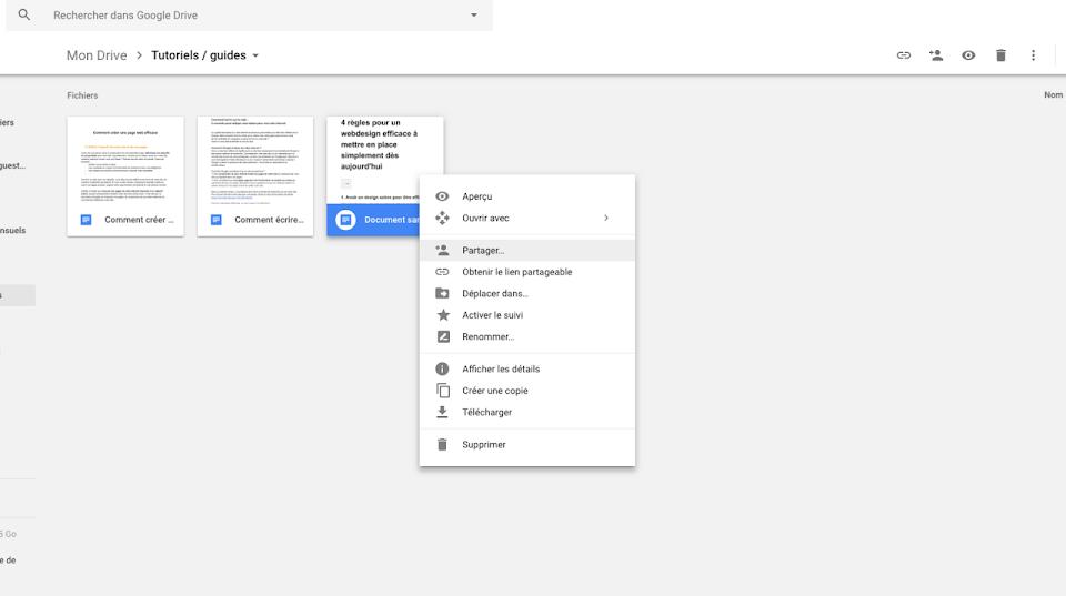 télécharger un PDF sur un site web