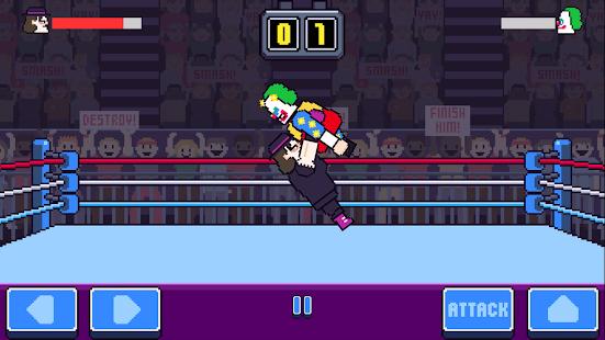 Rowdy Wrestling 11