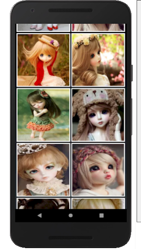 Cute Dolls Jigsaw And Slide Puzzle Game apkmr screenshots 13
