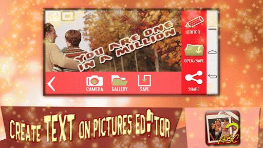 玩娛樂App|添加愛文本到圖片免費|APP試玩