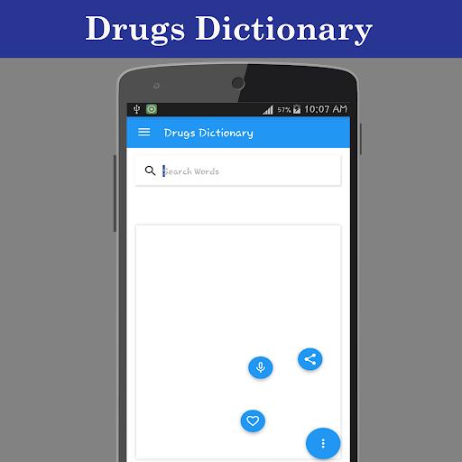 Drugs Dictionary Offline  screenshots 2