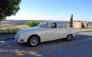 Jaguar 3.8 S Type Rent Porto