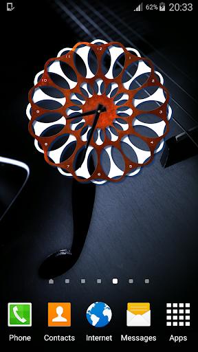 Sakura Clock