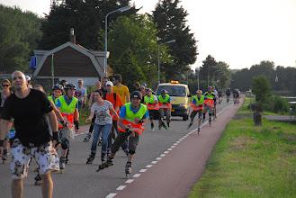 Photo: 2014-06-11 4e Haarlem Night Skate