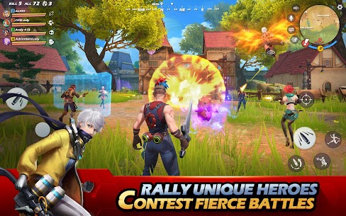Ride Out Heroes App Download For Android and iPhone 4